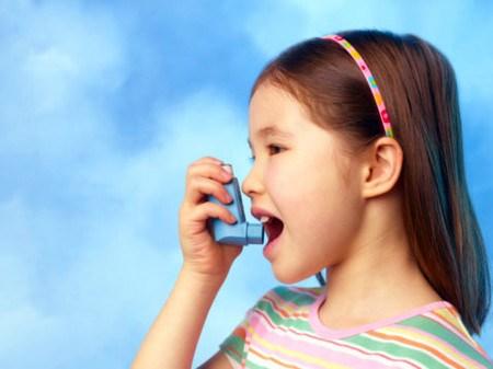 bệnh hen ở trẻ em dễ bị nhầm thành viêm phế quản
