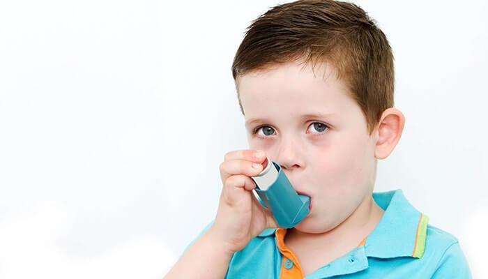Ngày càng nhiều trẻ em mắc bệnh hen