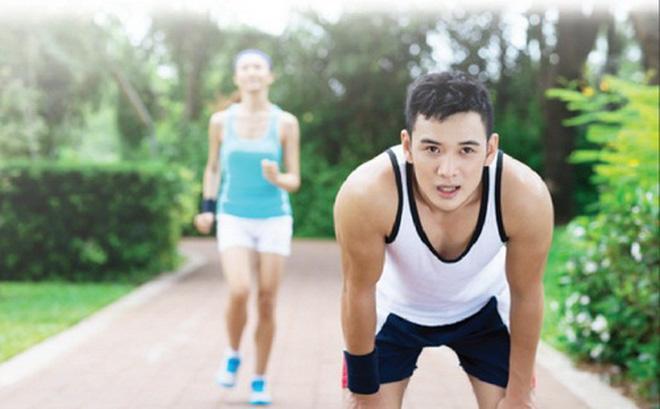 tập thể dục quá sức có thể mắc bệnh hen
