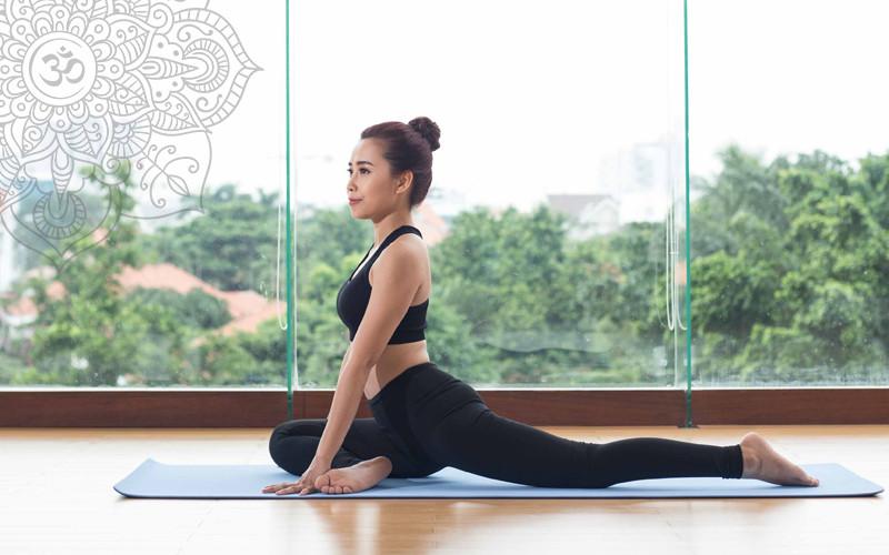 phòng bệnh hen phế quản bằng cách tập yoga