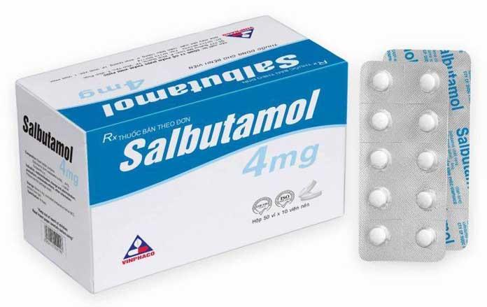 Thuốc salbutamol