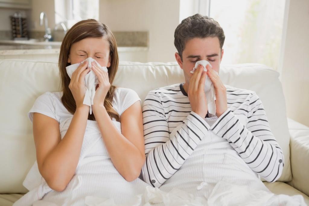 viêm mũi dị ứng và nguy cơ hen phế quản