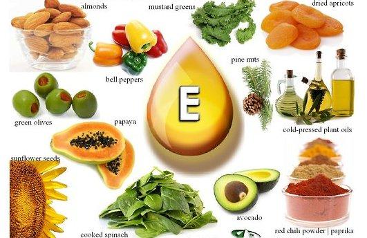 thiếu vitamin e có nguy cơ mắc bệnh hen