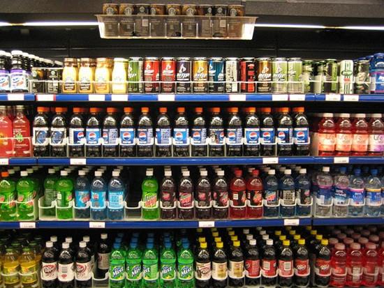 Uống nhiều nước ngọt có nguy cơ mắc hen suyễn