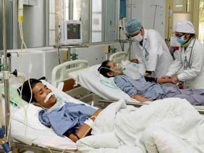 viêm phổi không triệu chứng