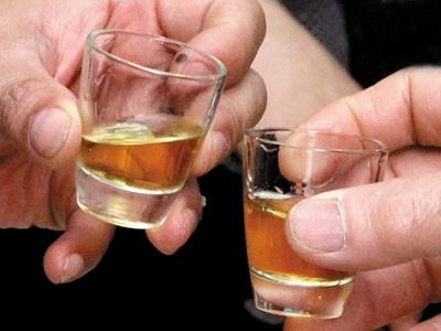 rượu và thuốc gây gại cho gan