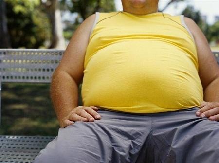người béo dễ mắc bệnh phổi tắc nghẽn mạn tính