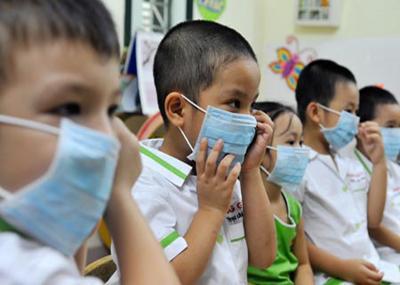 bệnh hen và cúm h1n1