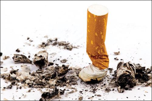 người hút thuốc lá dễ mắc copd