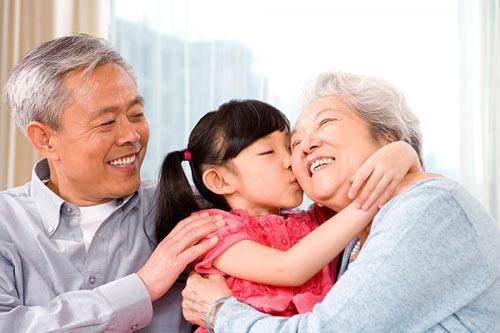 chăm sóc người cao tuổi bị hen