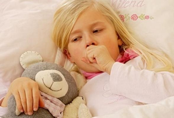 bệnh hen phế quản ở trẻ em
