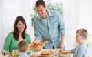 Bữa ăn gia đình tốt cho trẻ hen suyễn