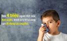 Hen suyễn ở trẻ có nguy hiểm không?