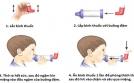 Hướng dẫn cách xịt thuốc hen phù hợp cho trẻ theo từng lứa tuổi