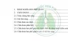 Hướng dẫn chẩn đoán và điều trị hen phế quản của Bộ Y tế năm 2020 (Kỳ 1)
