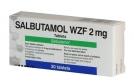Công dụng, tác dụng của thuốc Salbutamol