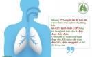 Bệnh lý phổi tắc nghẽn mạn tính có nguy hiểm không?