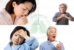 Tăng đề kháng phòng viêm đường hô hấp khi giao mùa